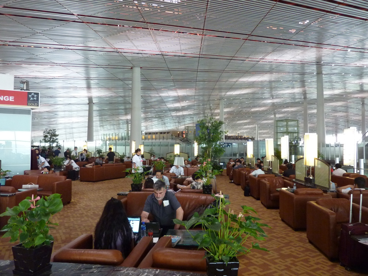 Air China Beijing T3C First class lounge_10.JPG