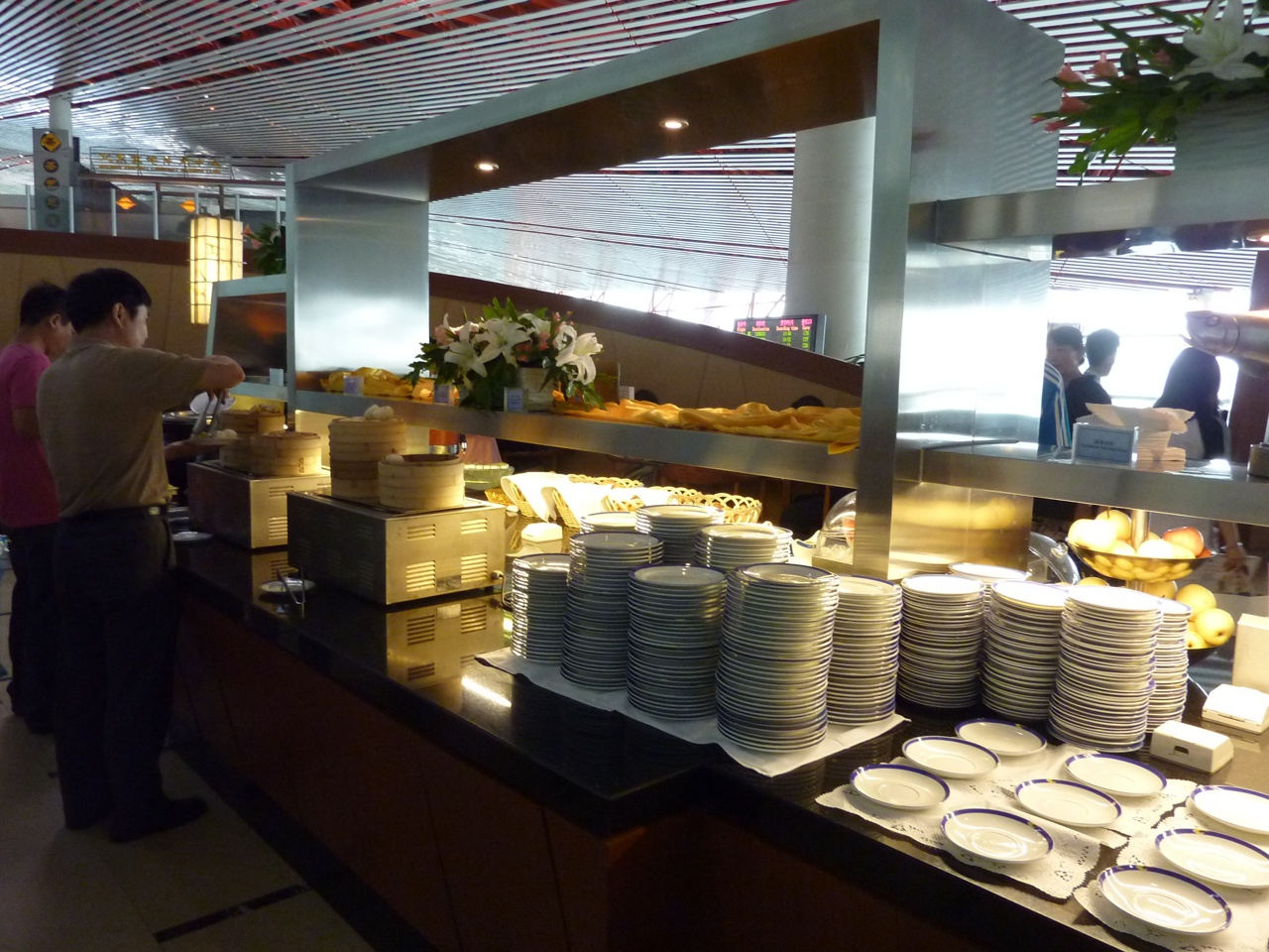 Air China Beijing T3C First class lounge_12.JPG