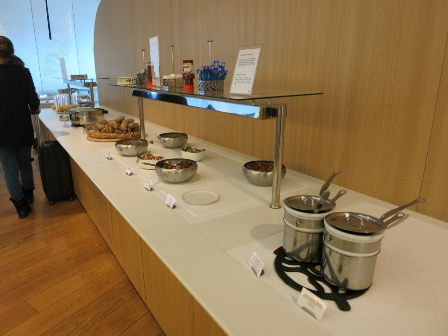 Air France Business lounge CDG 2E (L), kitchen_07.JPG