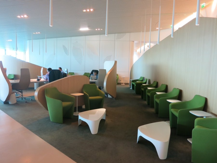 Air France Business lounge CDG 2E (L), lounge_04.JPG