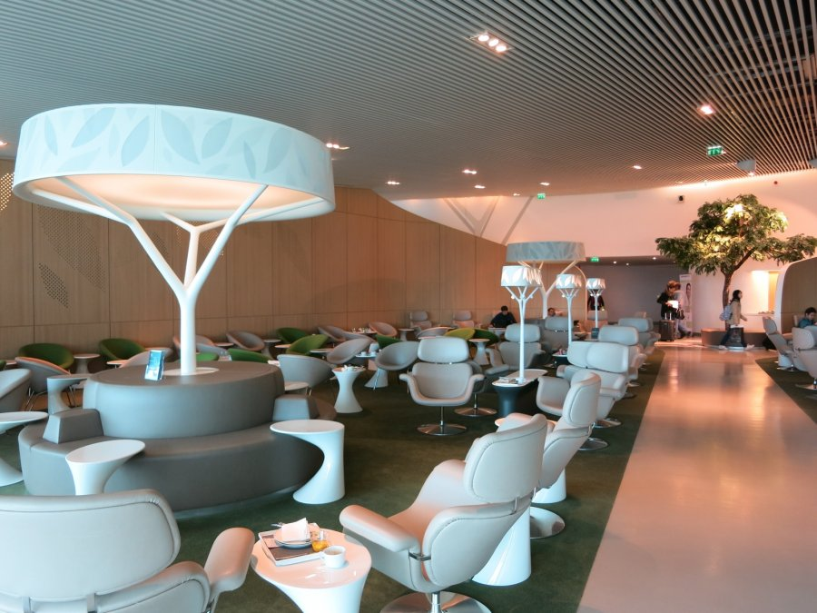 Air France Business lounge CDG 2E (L), lounge_08.JPG