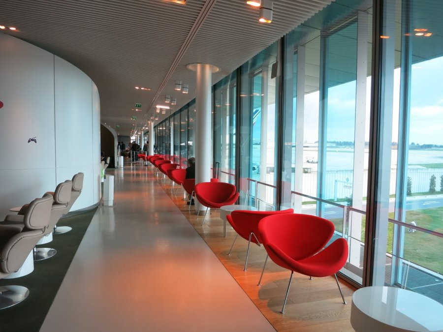 Air France Business lounge CDG 2E (L), lounge_11.JPG