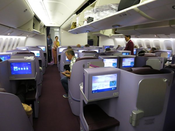 THAI Business BKK-ARN, Boeing 777-300ER, 05.jpg