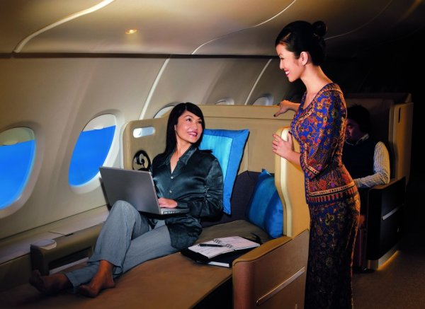 Singapore Airlines Business class A380.jpg
