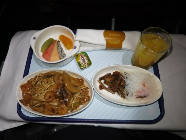 China Eastern First class PEK-DLC, 12.JPG