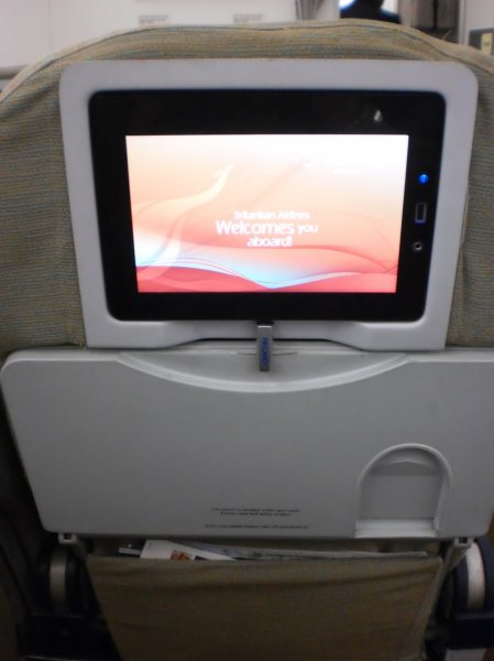 SriLankan Airlines Economy class A340_IFE_02.jpg