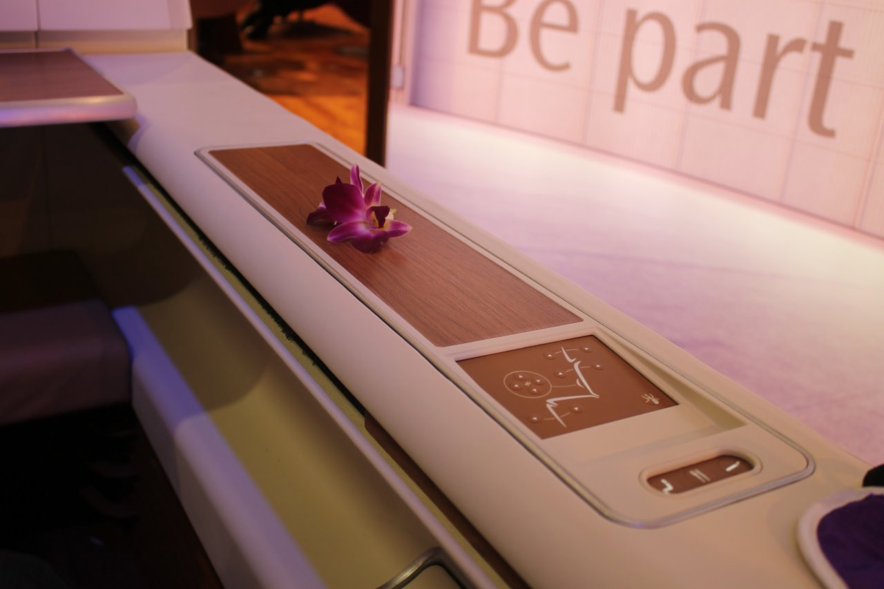 Thai Airways nya First Class på Airbus A380