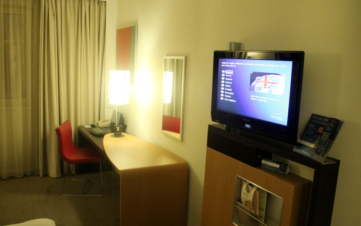 Novotel London Heathrow: Standardrum