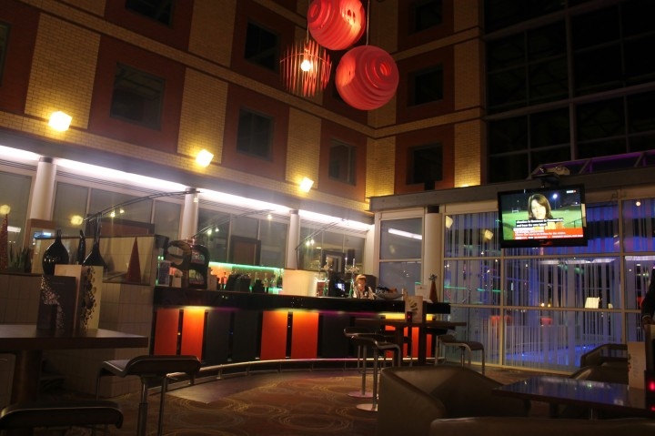 Novotel London Heathrow: Baren