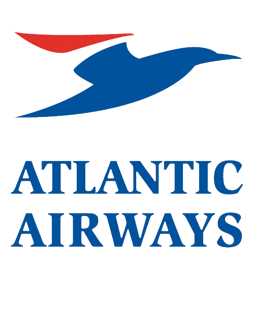 Atlantic-Airways (YU) logo PNG