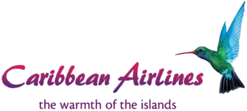 Caribbean Airlines (BW) logo PNG