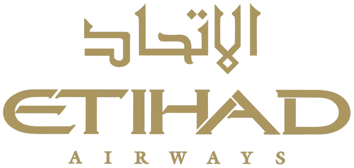 Etihad Airways (EY) logo PNG