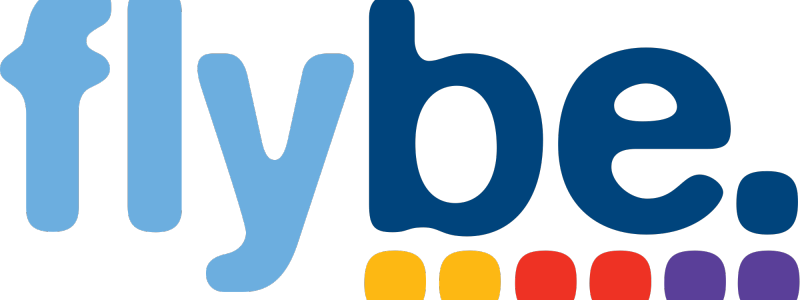 Flybe (BE) logo PNG