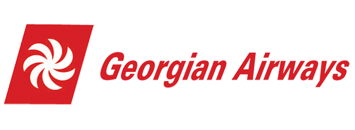 Georgian Airways (A9) logo PNG