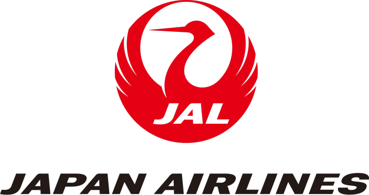 Japan Airlines (JL) logo PNG