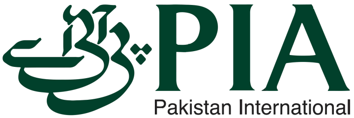 Pakistan International Airlines (PK) logo PNG