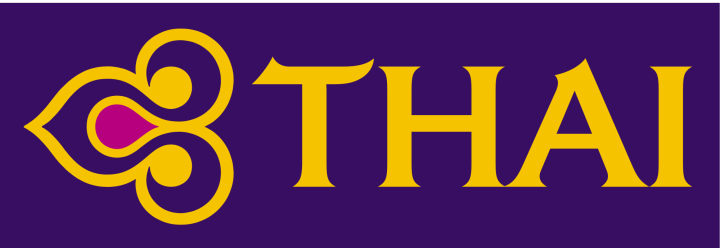 Thai Airways (TG) logo PNG