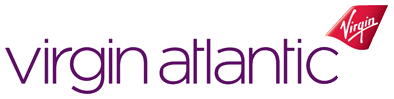 Virgin Atlantic Airways (VS) logo PNG