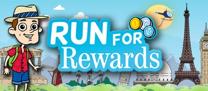 Best Western Run For Rewards