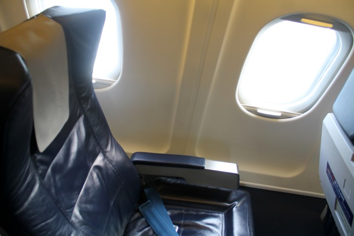 Brussels Airlines Business Class Stockholm-Bryssel