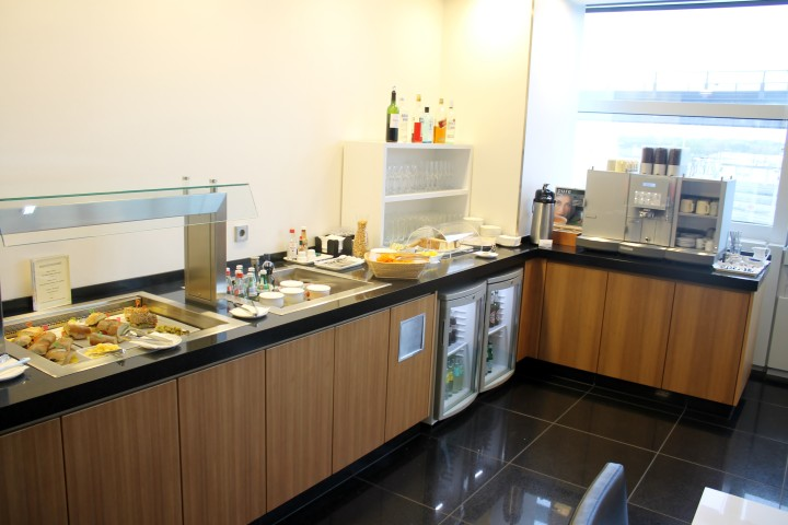 Cathay Pacific First & Business Lounge, Frankfurt, Terminal 2