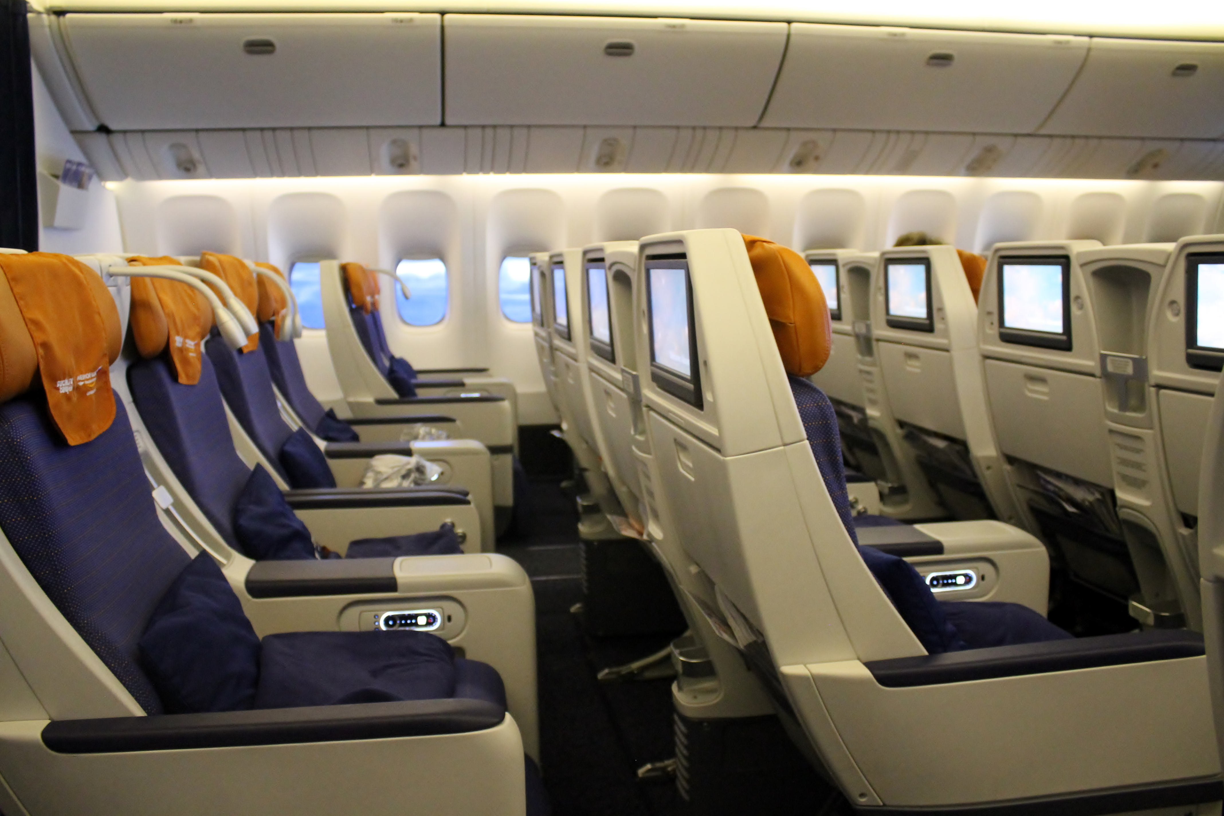 Aeroflot Comfort Cl New York Moskva