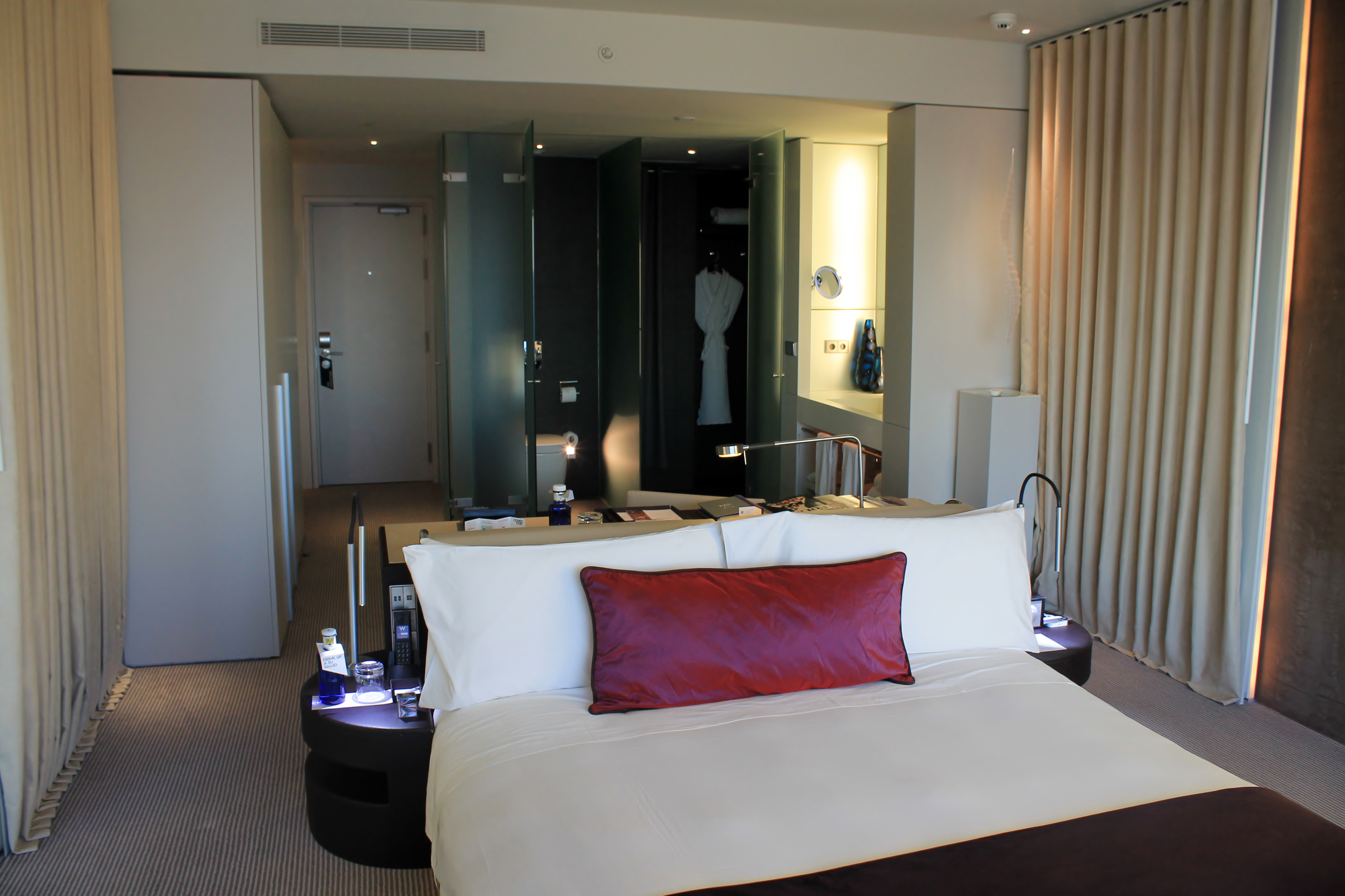 Review W Hotel Barcelona A Hotel With Style