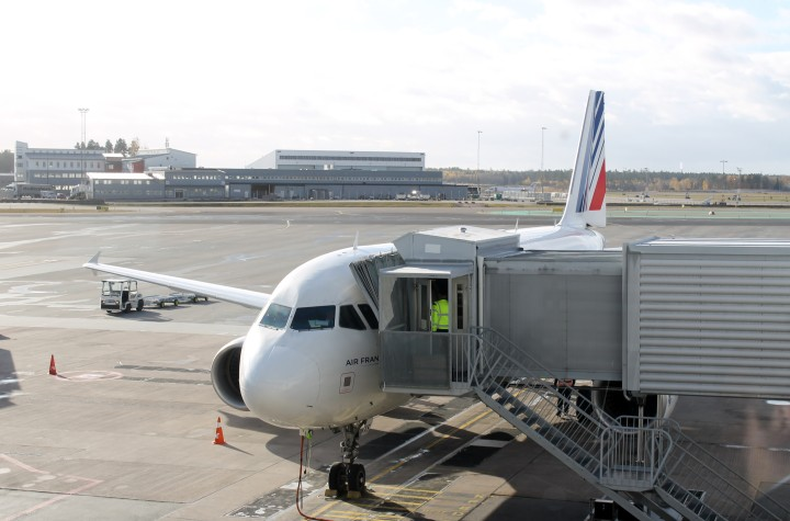 Air France Business Class Paris CDG-Stockholm