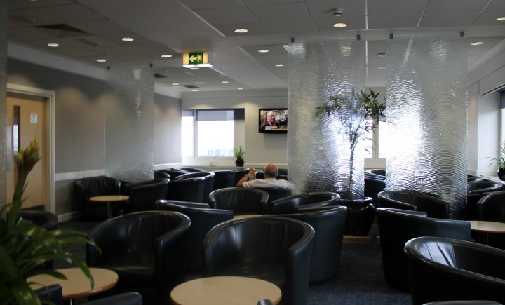 Servisair Lounge, London Heathrow Terminal 3