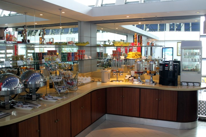 First Class Lounge No 37 Shanghai Pudong