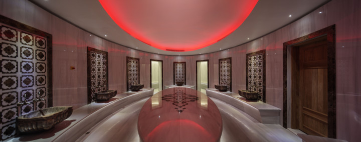Hilton Istanbul Bomonti Hotel and Conference Center Turkish Hammam