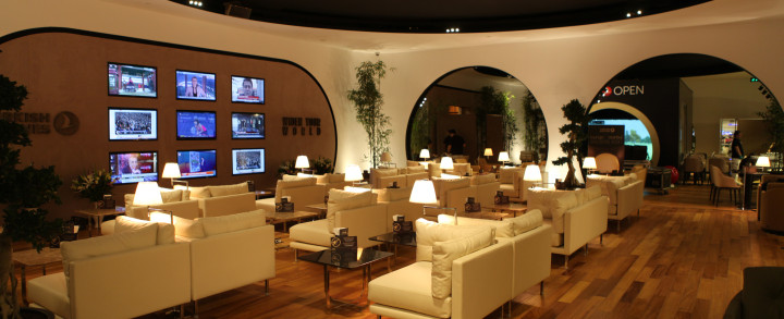 Turkish Airlines återinvigda lounge i Istanbul
