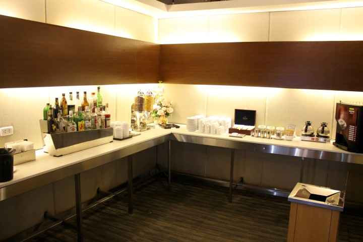 Louis Tavern CIP Lounge, Bangkok, G-piren (central)