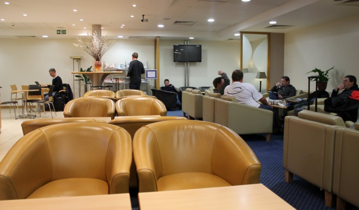 Servisair Lounge London Heathrow Terminal 1