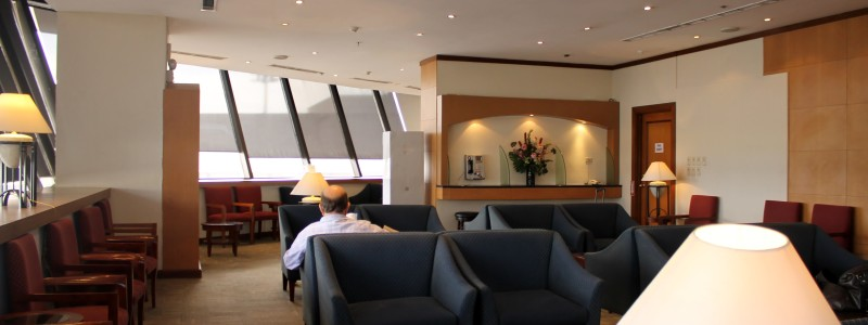 Cathay Pacific First Class Lounge, Manila, Terminal 1