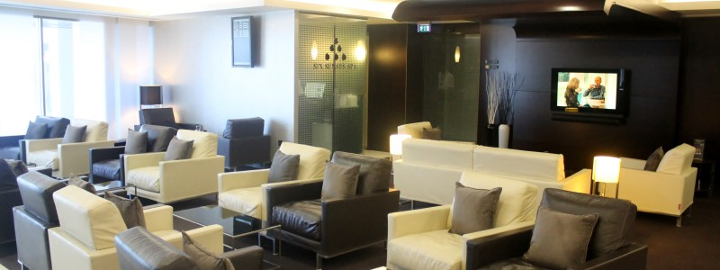 Etihad First & Business Lounge London Heathrow