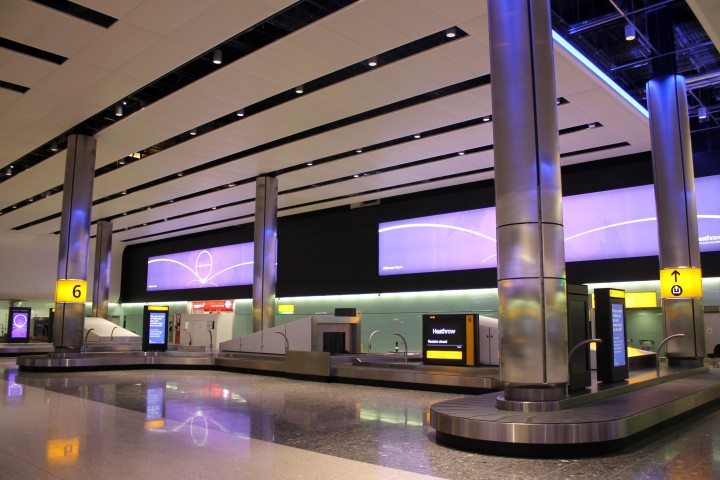 London Heathrow Terminal 2