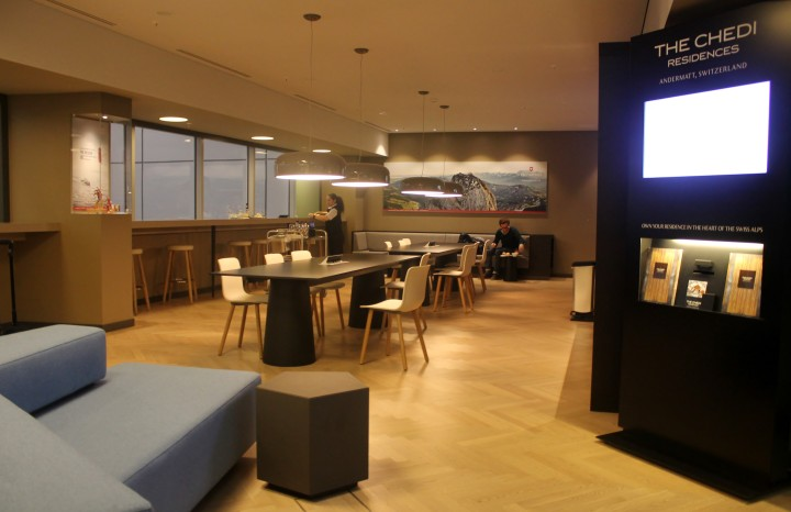 One World Lounge, Zürich Kloten