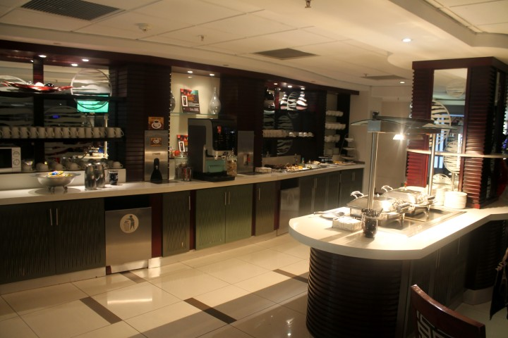 Bidvest Premier Lounge, Johannesburg, International Terminal