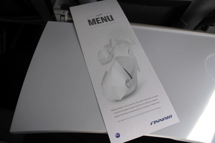 Finnair Business Class Airbus A321 Helsingfors-London