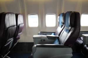 Malaysia Airlines Business Class seat Boeing 737