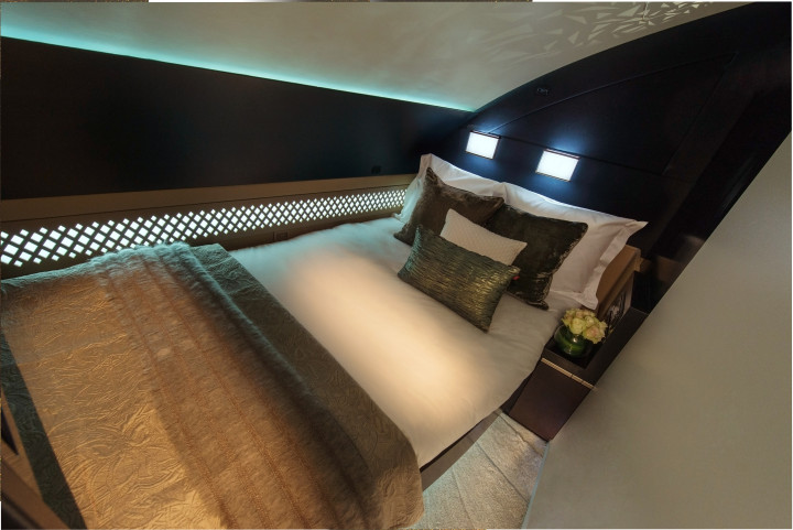 Etihad The Residence Bed