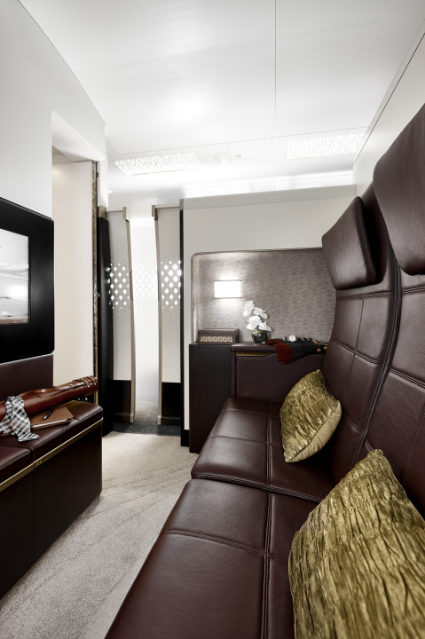Etihad The Residence Lounge