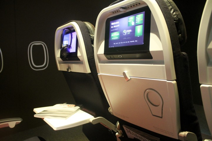Air France nya economy class