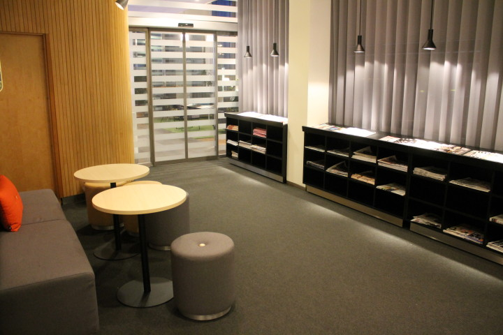SAS nya loungedesign