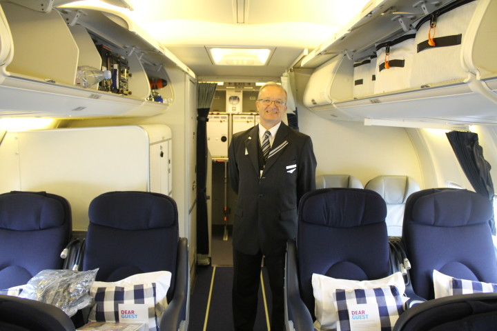Privatair cabin service director