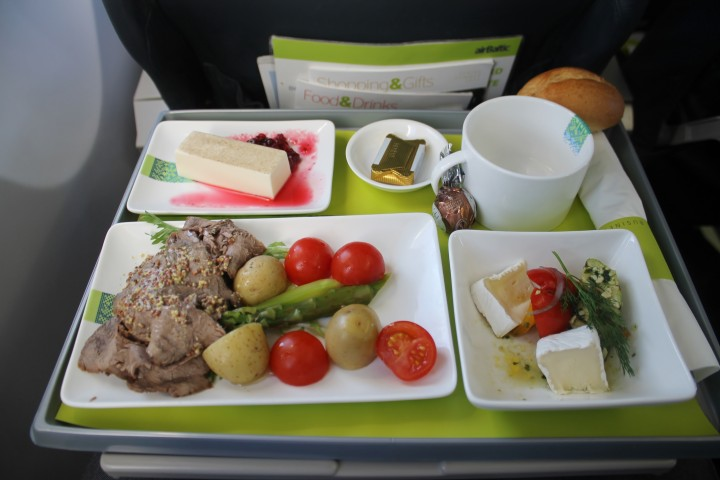 Air Baltic Business Class