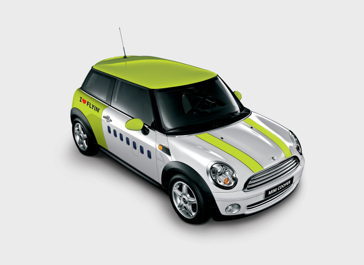 Air Baltic Car