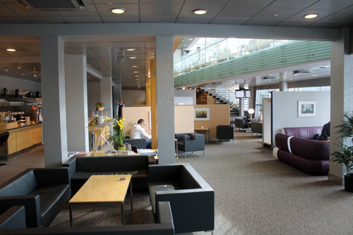 Air Baltic Business Lounge Riga