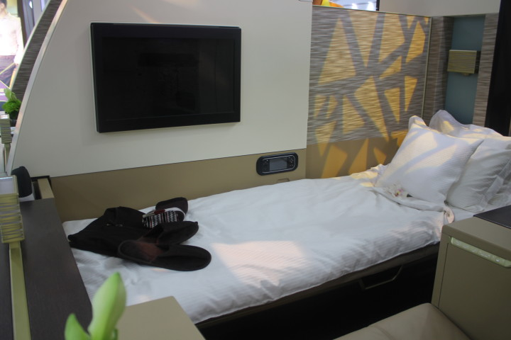 Etihad First Apartment Airbus A380